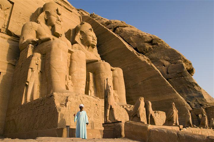 Abu Simble - Aswan
